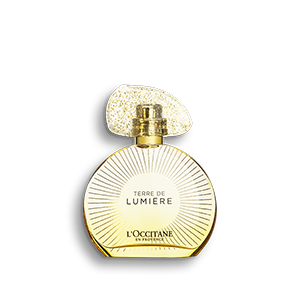 Eau de Parfum Terre de Lumiere  The Gold Edition