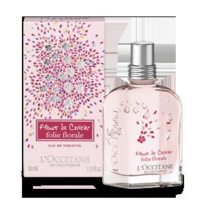 Eau de Toilette Folie Florale – Razigrani trešnjini cvjetovi