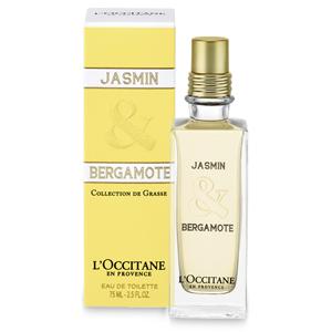 Eau de Toilette Jasmin & Bergamote