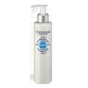 Karite mlijeko za čišćenje lica