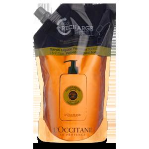 Karite tekući sapun Citronovac – EKO ponovno punjenje