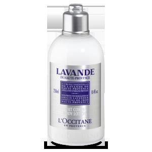 Lavandino mlijeko za tijelo, certificirano organska formula*