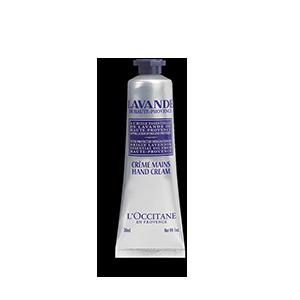 Lavender Hand cream Travel Size