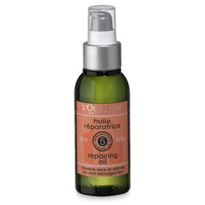Obnavljajuće ulje za suhu i oštećenu kosu