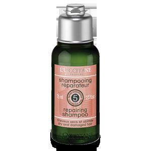 Obnavljajući šampon za suhu i oštećenu kosu – putno pakiranje