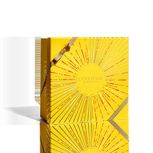 Poklon kutija žuta