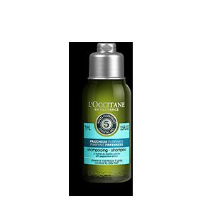 Pročišćavajući šampon za svježinu vlasišta – putno pakiranje