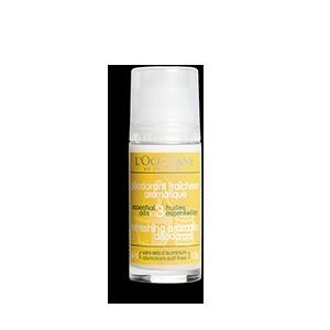 Revitalizirajući dezodorans s eteričnim uljima