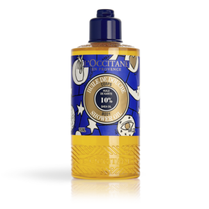 Shea Shower Oil - Limited Edition Design by Castelbajac Paris
