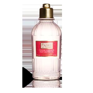 Svilenkasti gel za tuširanje Ruže i kraljice