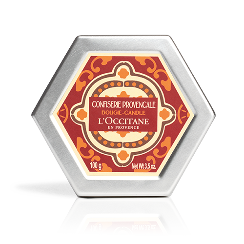 Candied Fruit Scented Candle 100g
