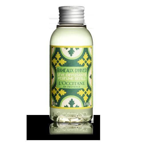 Parfem za dom za difuzor Šuma zimi