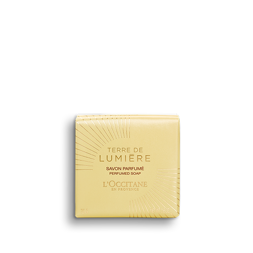 Perfumed Soap Terre de Lumière