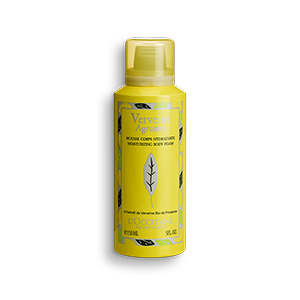 MOISTURIZING BODY FOAM CITRUS VERBENA
