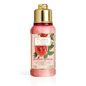 Roses et Reines en Rouge Shower Gel 75ml