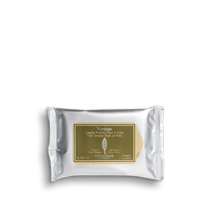 Verbena Refreshing Towelettes Hands and Body