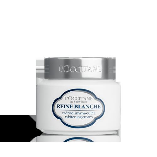Reine Blanche világosító arckrém