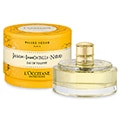 Bottle of Jasmine Immortelle Neroli Eau de Toilette perfume, a floral and feminine fragrance.