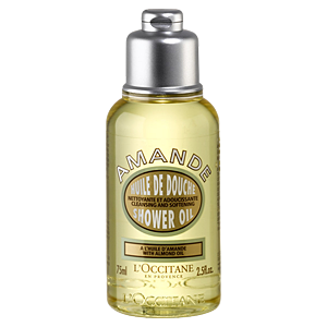 Almond Moisturizing Shower Oil