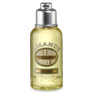 Almond Moisturizing Shower Oil