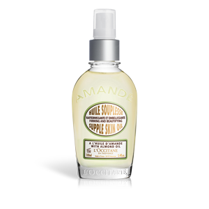 L'Occitane – Natural Skincare Products - Almond Supple Skin Oil