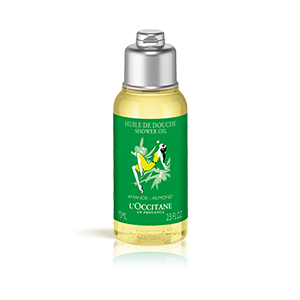 Almond Shower Oil - Charlotte Gastaut