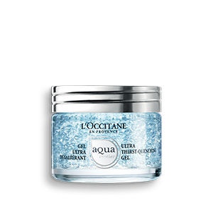 L'Occitane natural hydration moisturizer skincare Aqua Réotier Ultra Thirst-Quenching Gel