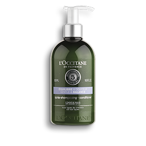 Aromachologie Luxury Size Gentle & Balance Conditioner