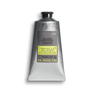 Cedrat Aftershave Cream Gel
