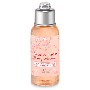 Cherry Blossom Bath & Shower Gel (Travel Size)