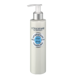Shea butter cleansing milk L'Occitane