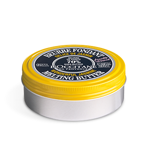 L'Occitane Shea Melting Butter Jasmine is made from natural ingredients to moisturize dry skin