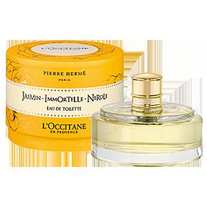 Parfum Jasmine Immortelle Neroli Eau de Toilette, wewangian yang floral dan feminim.
