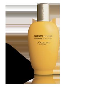 L'Occitane's Divine Lotion, toner wajah anti aging melembapkan dengan bahan alami