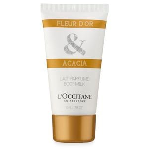 Fleur d'Or & Acacia Body Milk Travel Size