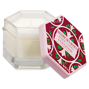 Rose 4 Reines Candle