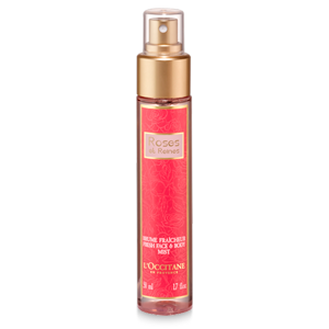 Roses et Reines Fresh Face & Body Mist