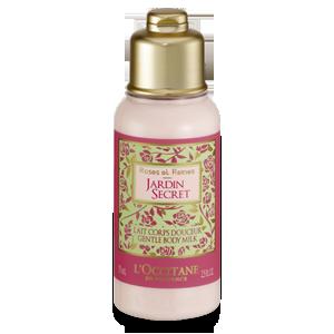 Roses et Reines Jardin Secret Gentle Body Milk (Travel Size)
