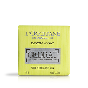L'Occitane Cedrat Bar Soap