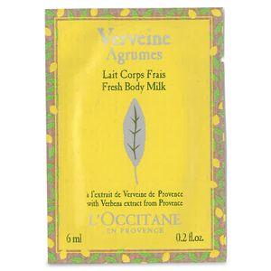 Sample - Citrus Verbena Fresh Body Milk
