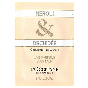 Sample - Néroli & Orchidée Body Milk