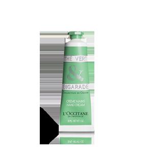 Thé Vert & Bigarade Hand Cream