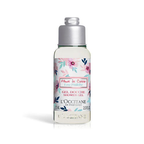 Cherry Blossom Eau Fraiche Shower Gel Travel Size