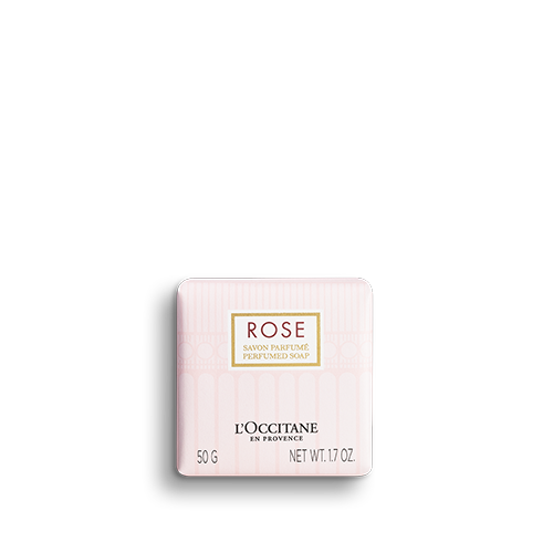 Rose Parfumed Soap