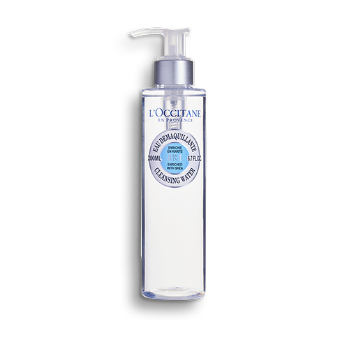 Shea Cleansing Water 3-in-1