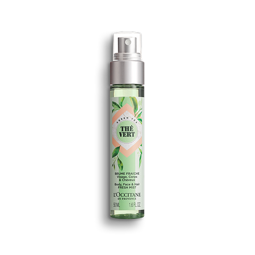 The Vert (Green Tea) Fresh Mist for Body, Face & Hair
