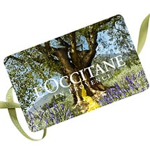 Carta Regalo L'Occitane €150
