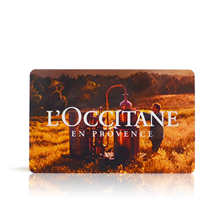 Carta Regalo L'Occitane €100