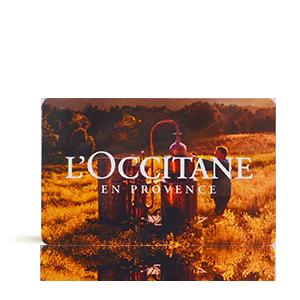 Carta Regalo L'Occitane €25