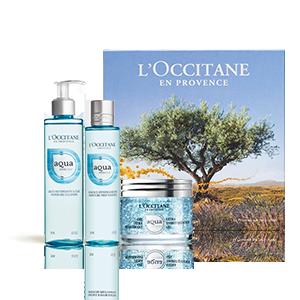 Cofanetto Gel Ultra Idratante Aqua Réotier